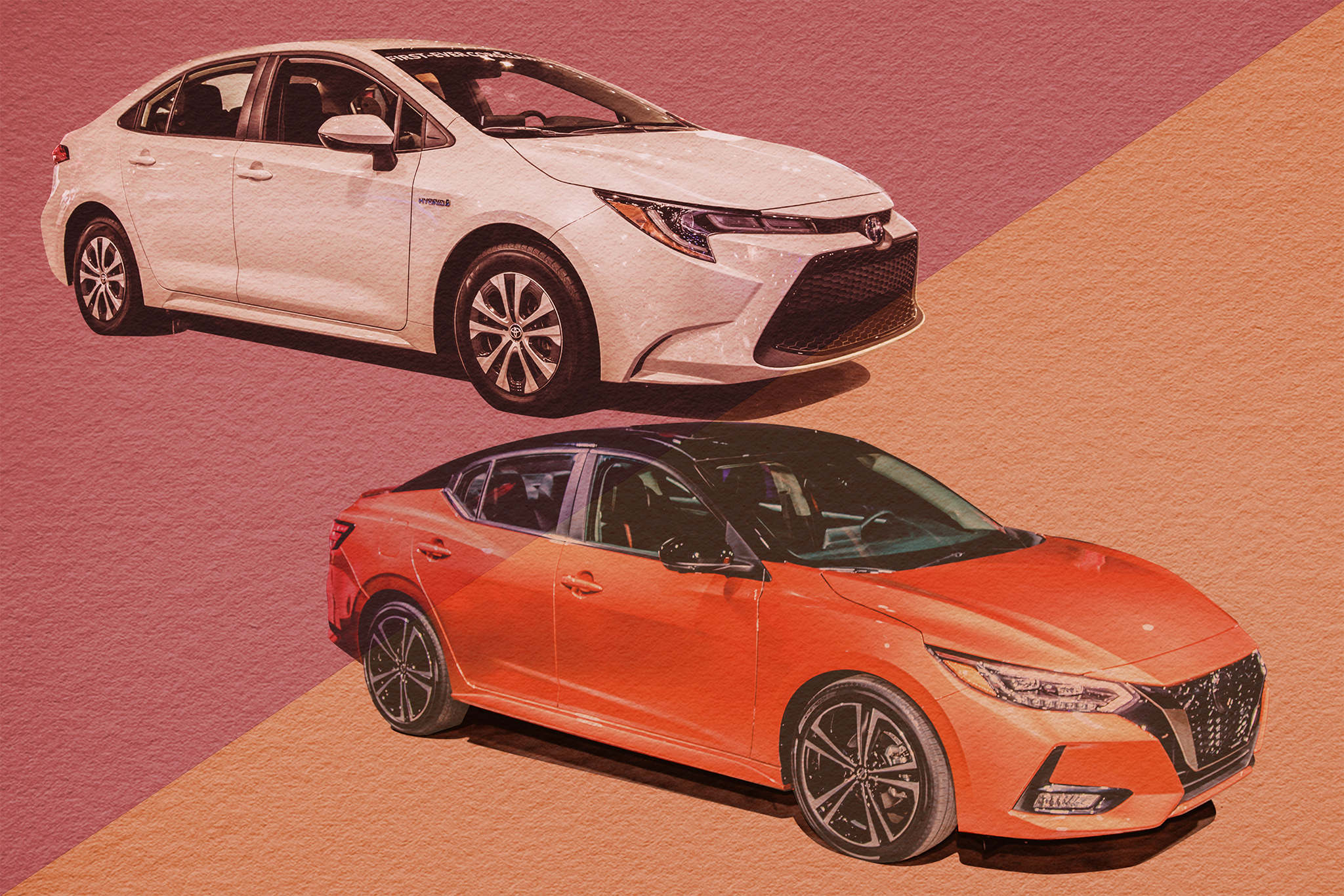 Auto Show Face-Off: 2020 Nissan Sentra Vs. 2020 Toyota Corolla