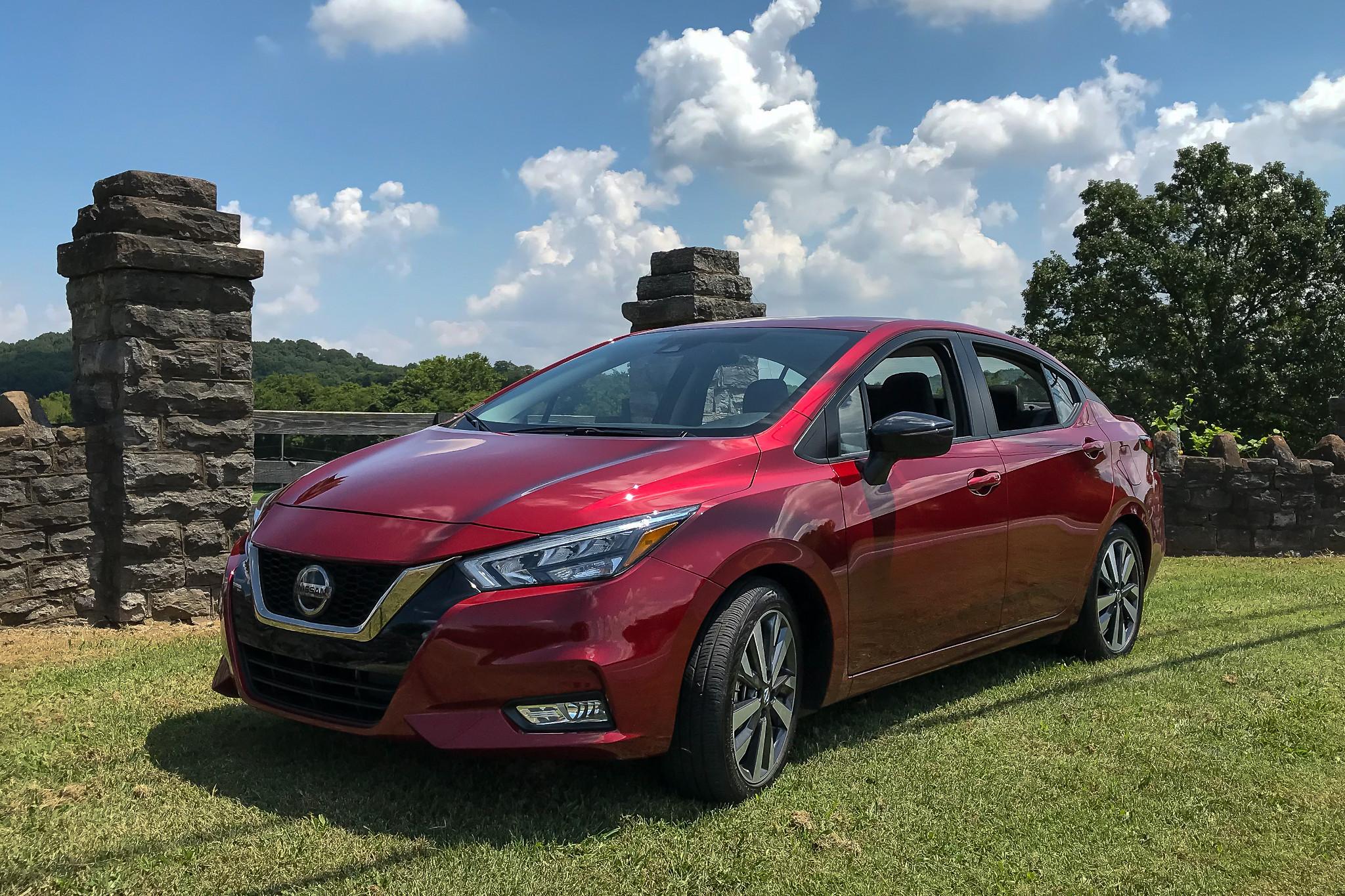2020 Nissan Versa First Drive: Still Cheap But Not as Basic