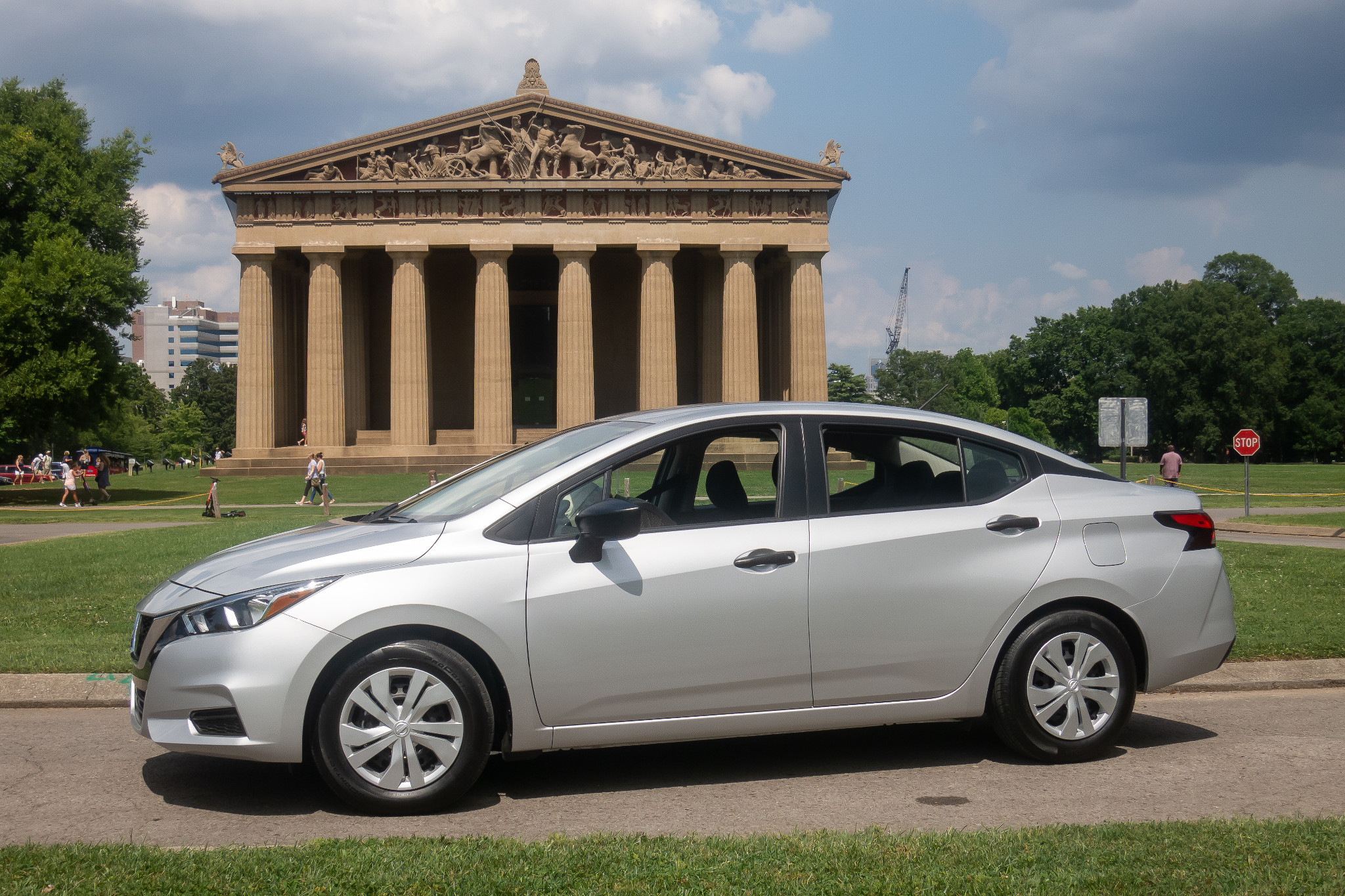 2020 Nissan Versa Not the Cheapest New Car, But It's a Helluva Better Value