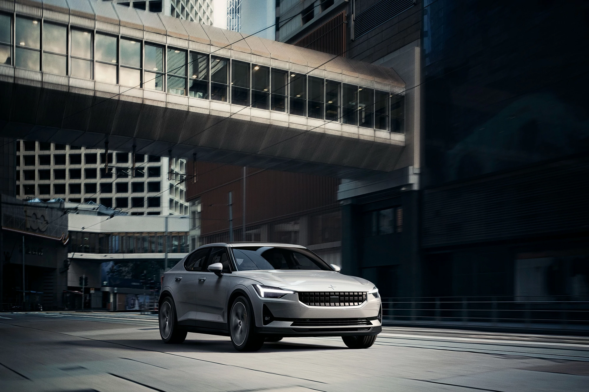 Polestar 2 Packed With New Safety Tech That's Very Volvo