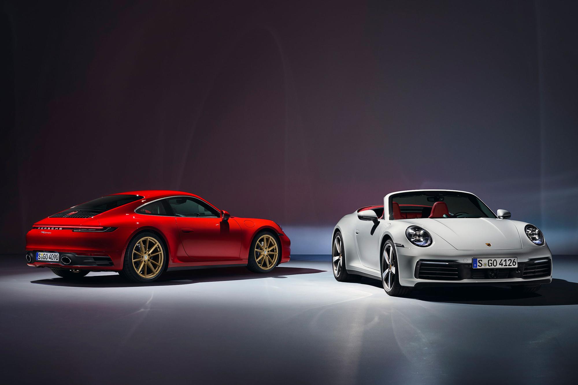 2020 Porsche 911: Revving Up the Base