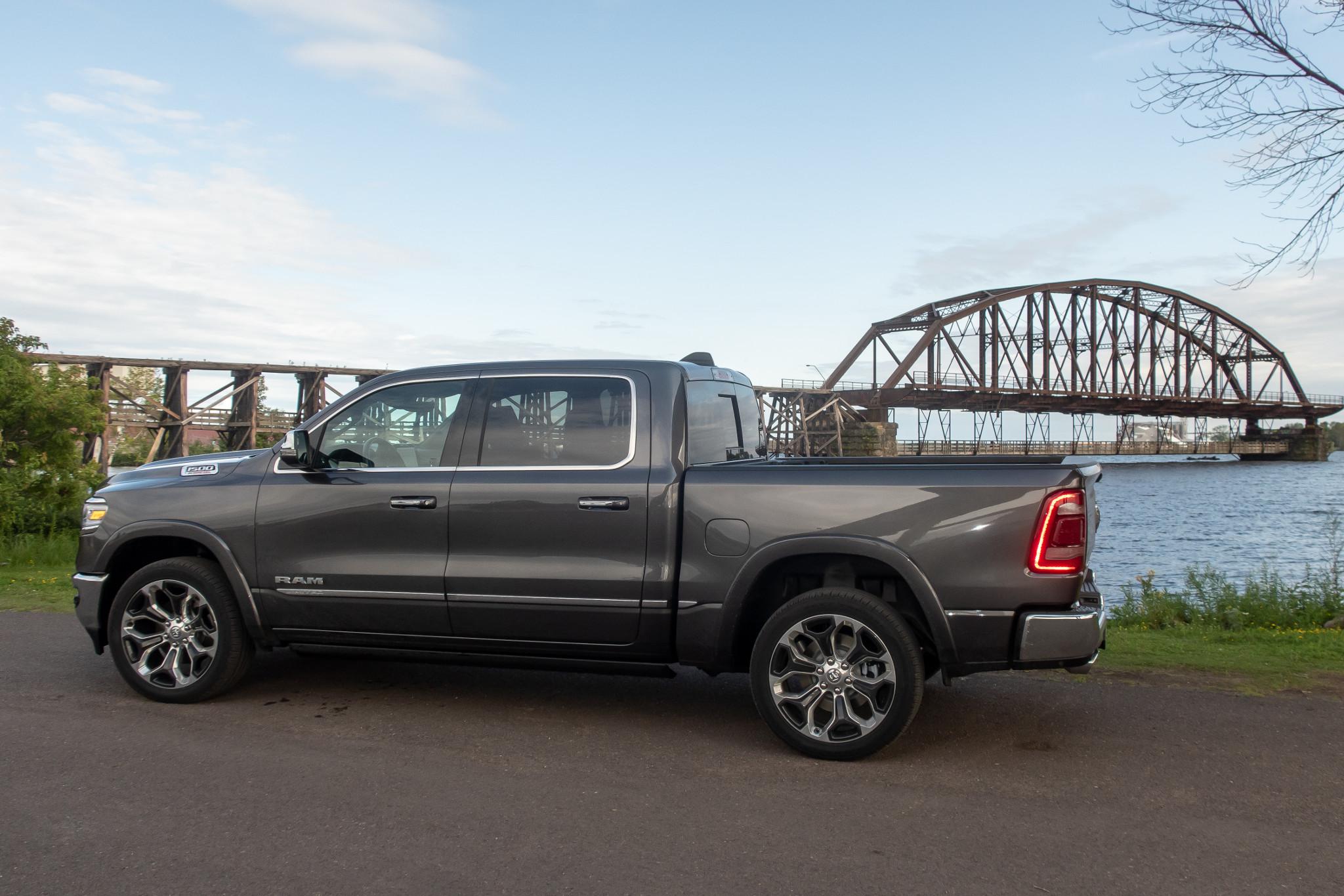The Week in Pickup Truck News: 2020 Ram EcoDiesel MPG, Ford