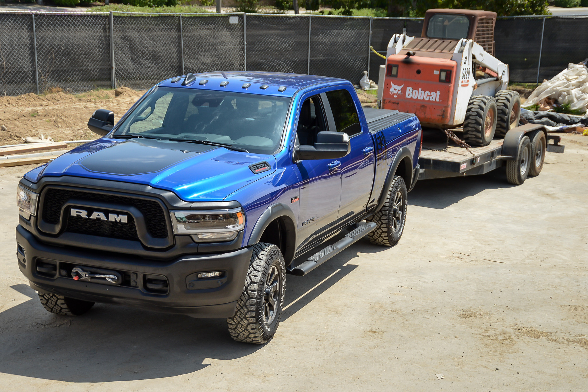 All the Pickup Truck News: Ram Power Wagon at Work, Beefed-Up Ford F-150 and Ranger, and More