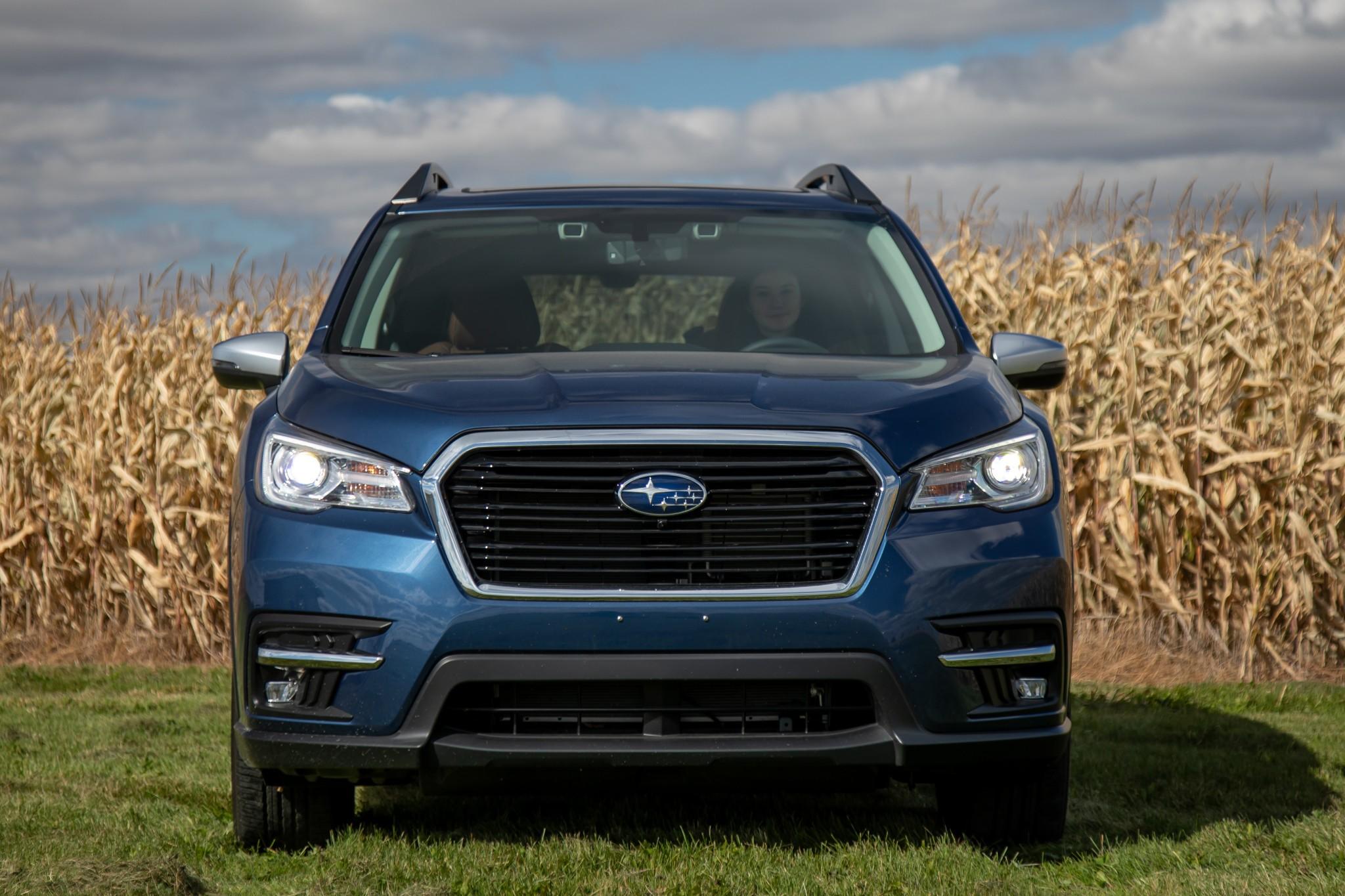 Who Makes Subaru?
