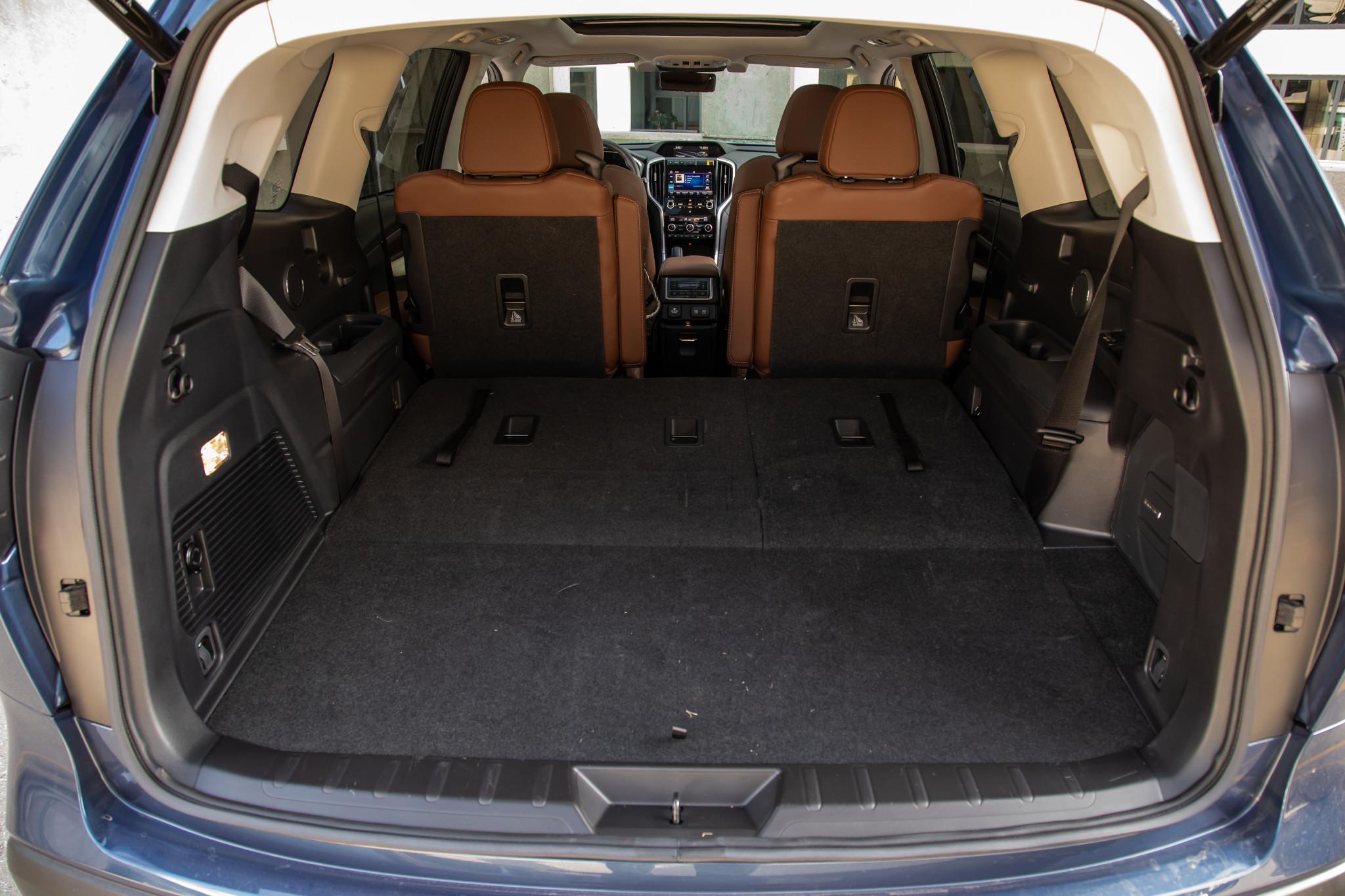 3-Row SUVs With the Best Cargo Areas via @carsdotcom