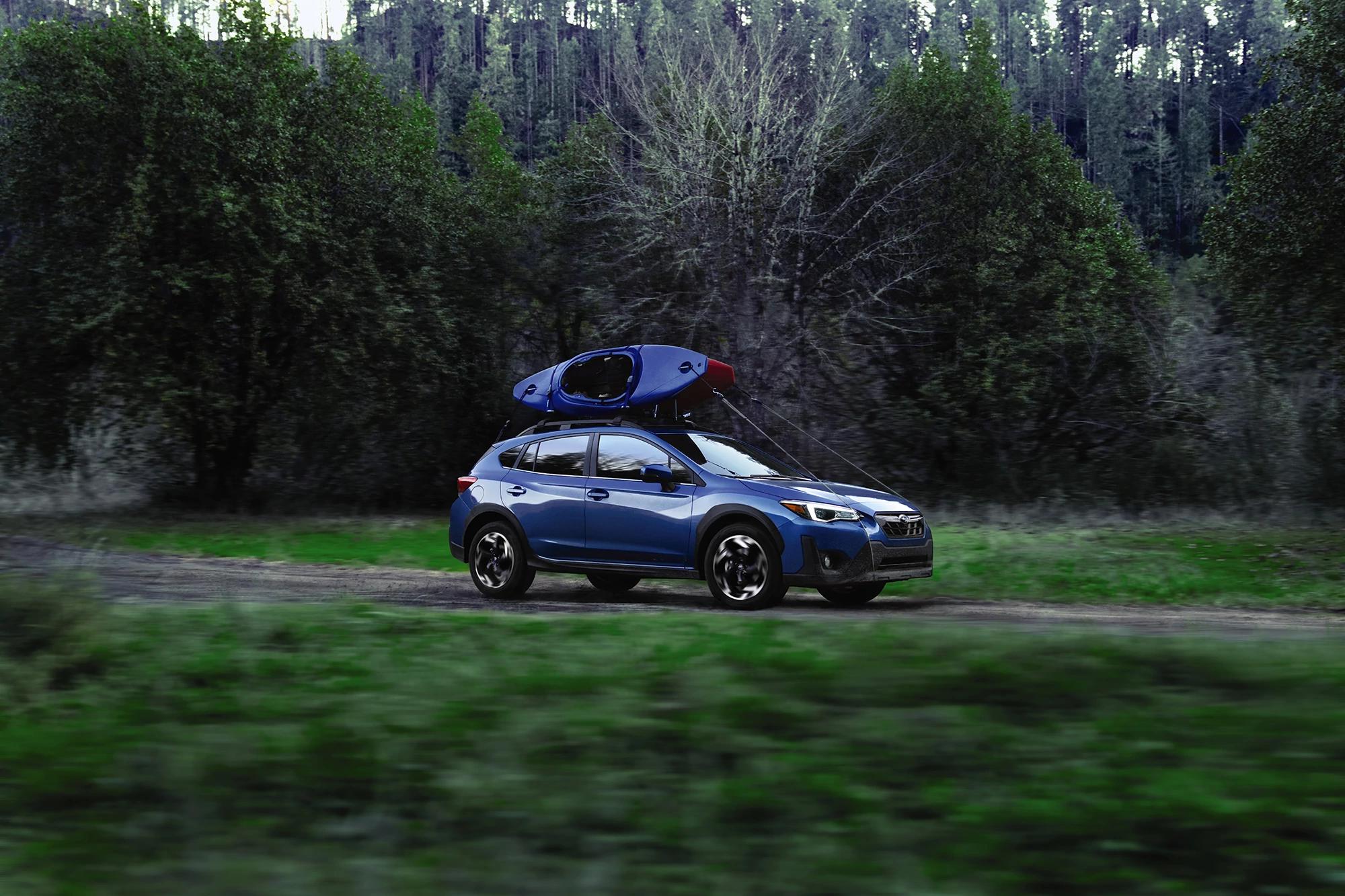 2021 Subaru Crosstrek's New Sport Model, New Engine, Same-ish Starting Price