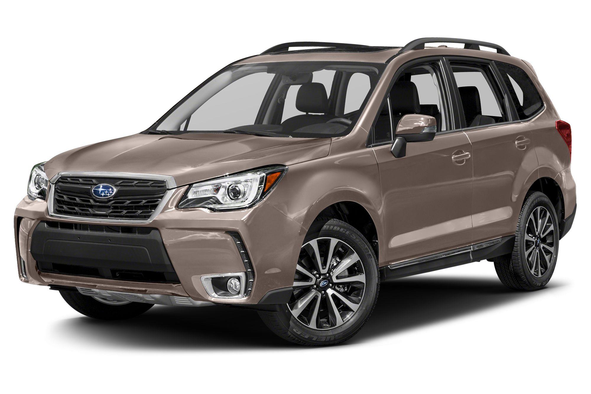 2015-2018 Subaru Forester: Recall Alert