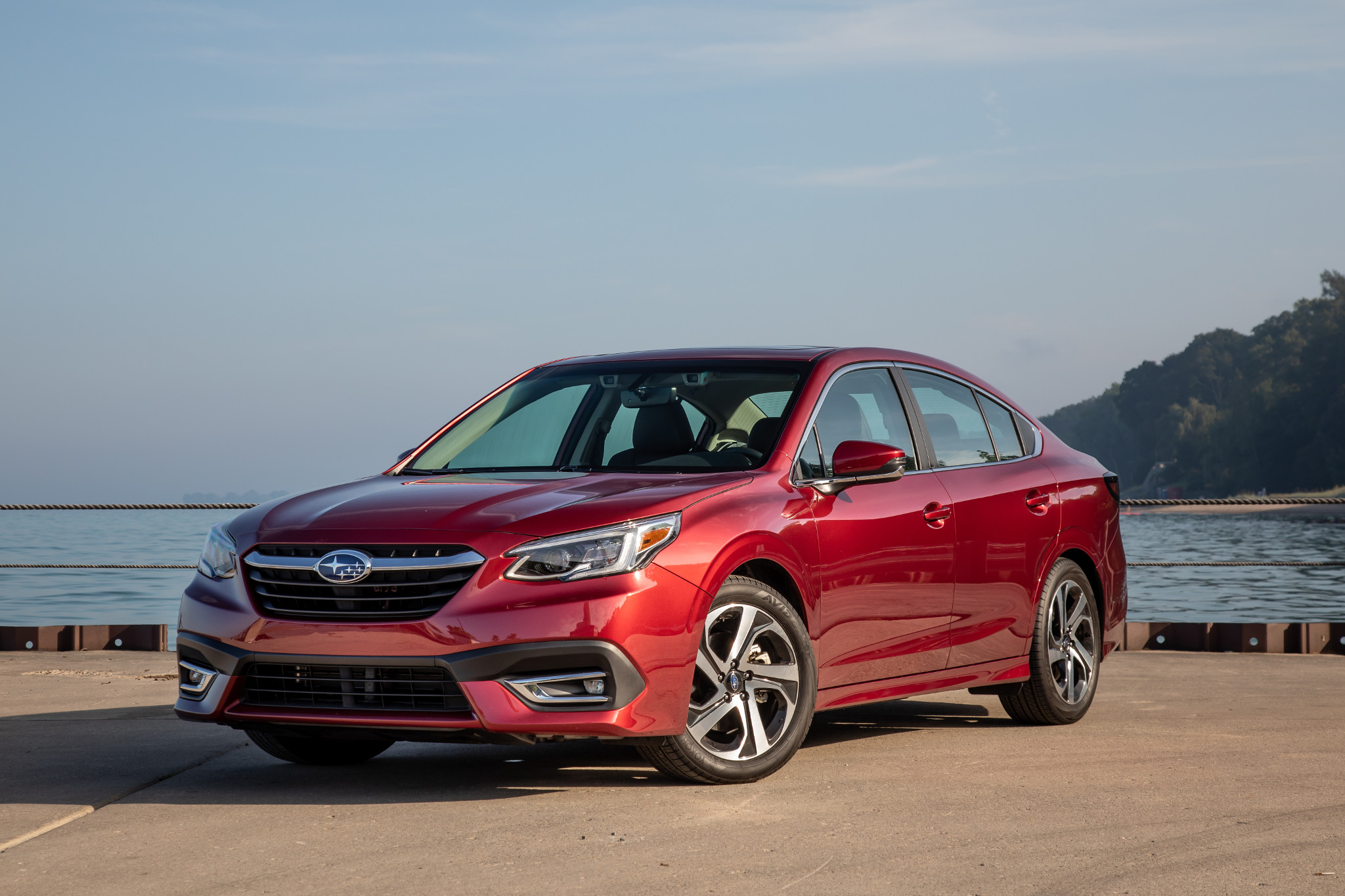 2020 Subaru Legacy Review: Boring in the Best Ways