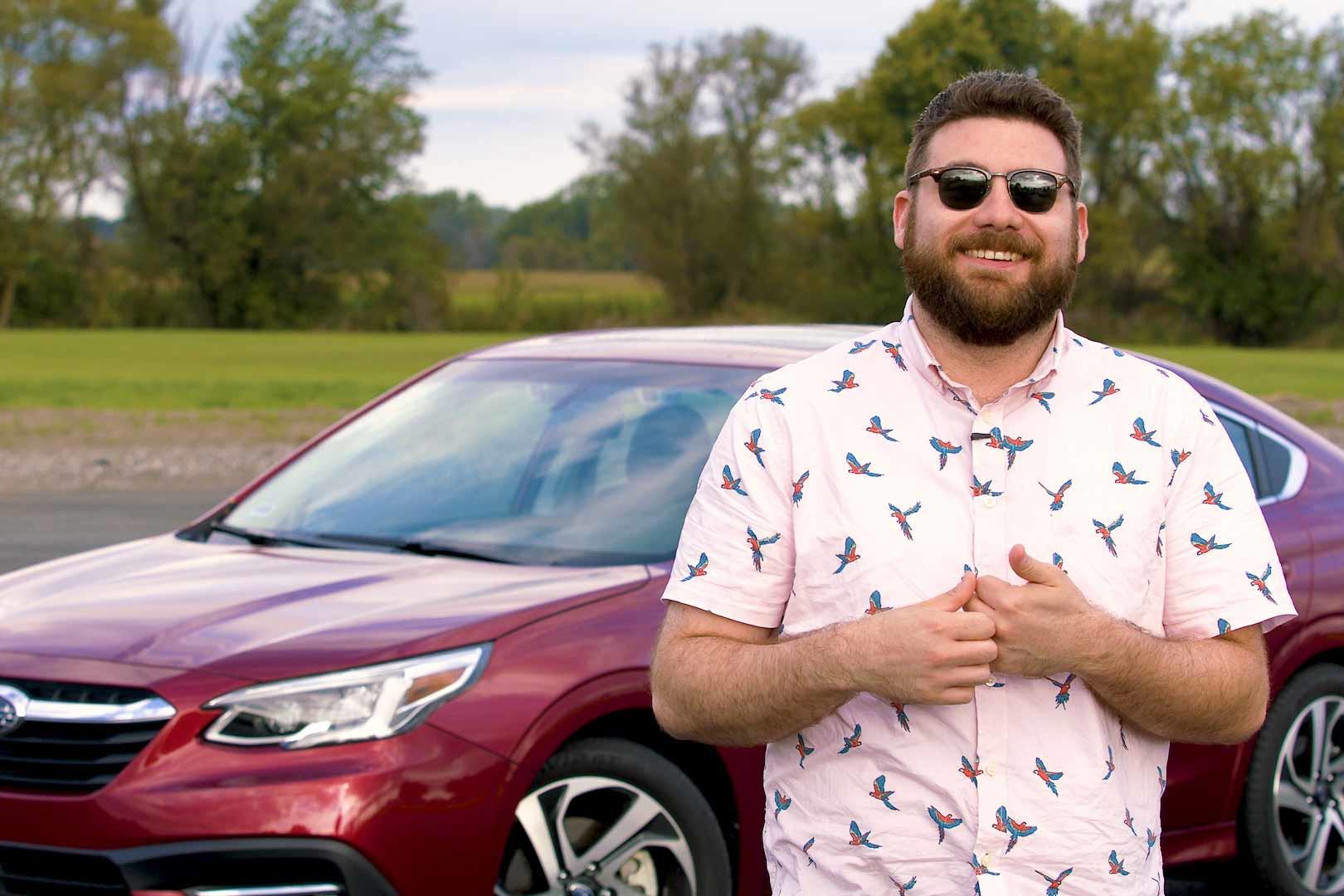 2020 Subaru Legacy Video: Still Bland, But Getting Better via @carsdotcom