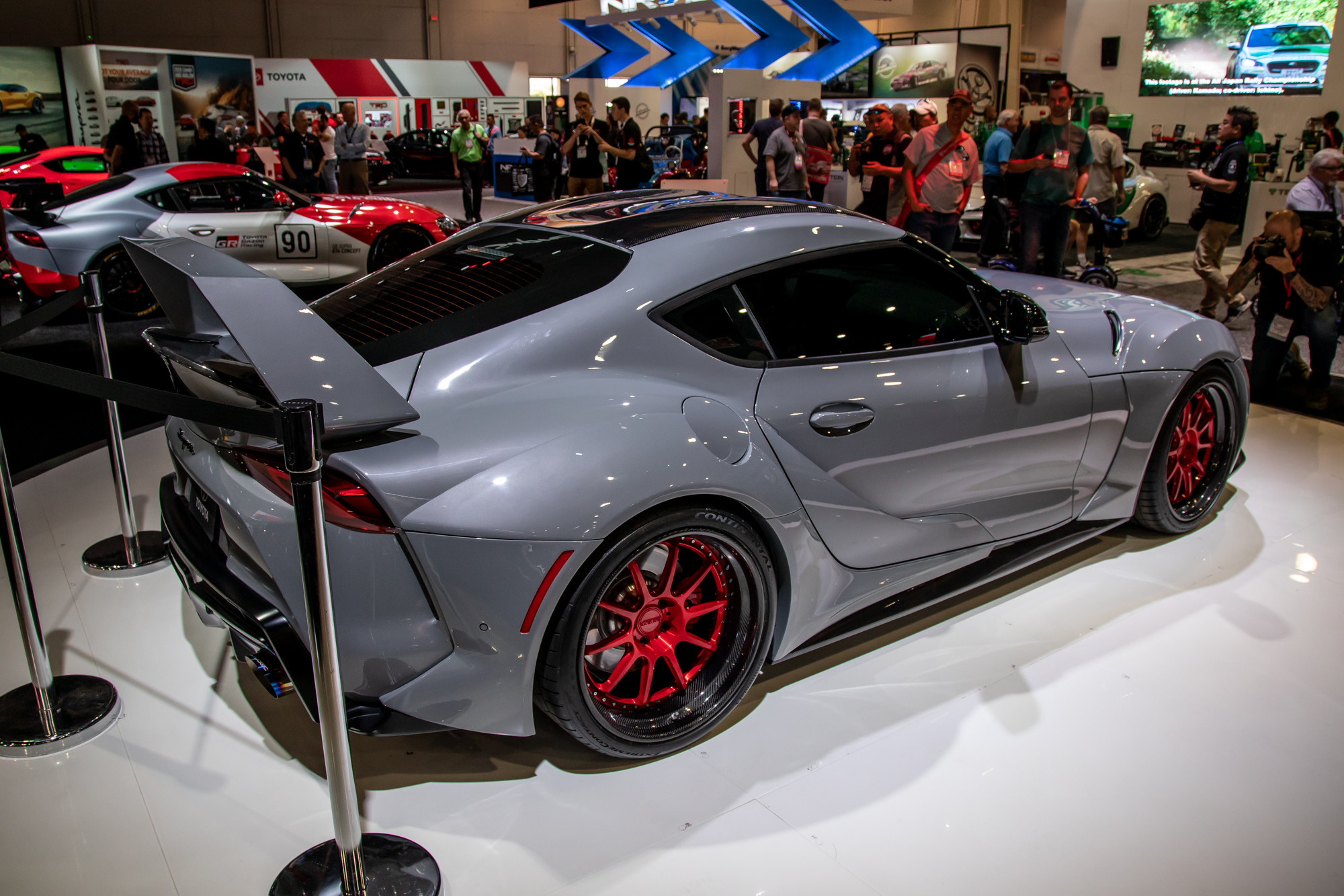 Sema Show 2020.Coolest Cars Of The 2019 Sema Show News Cars Com
