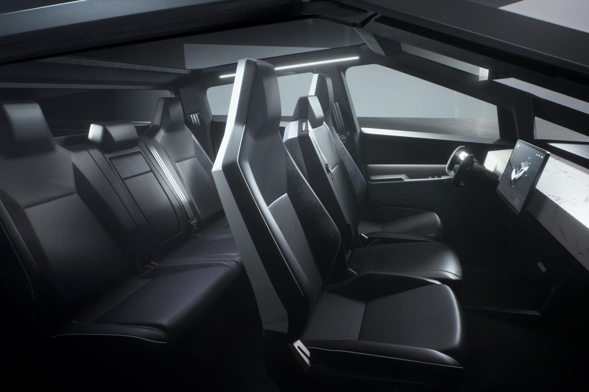 Magnificent Tesla Cybertruck Impressive Specs Killer Price Polarizing Alphanode Cool Chair Designs And Ideas Alphanodeonline