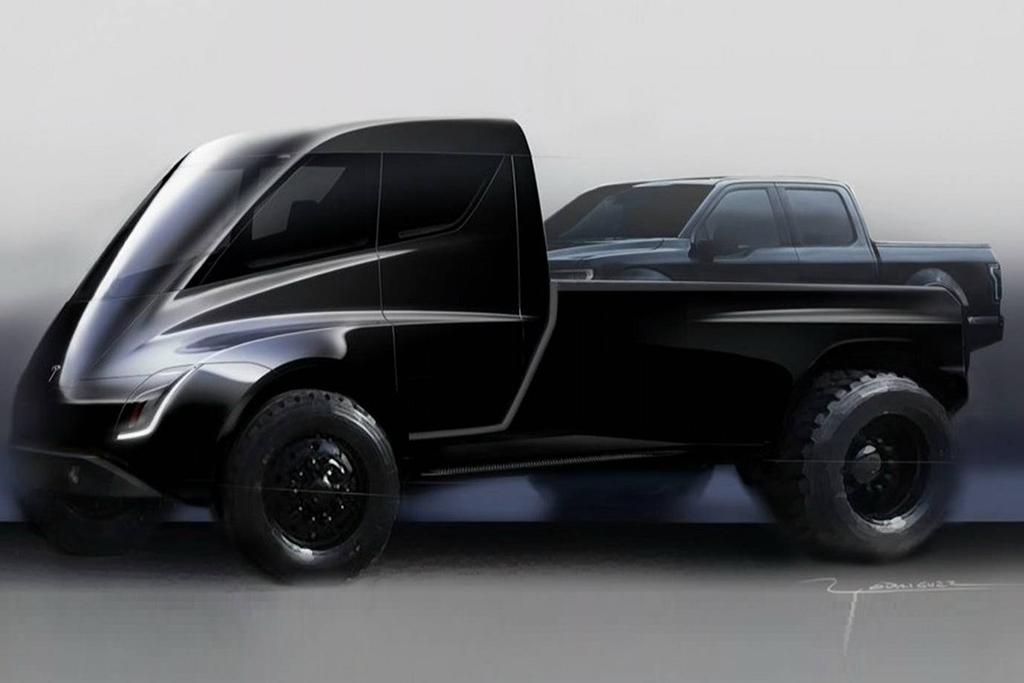 The Week in Tesla News: Tesla Pickup Targets Ford F-150