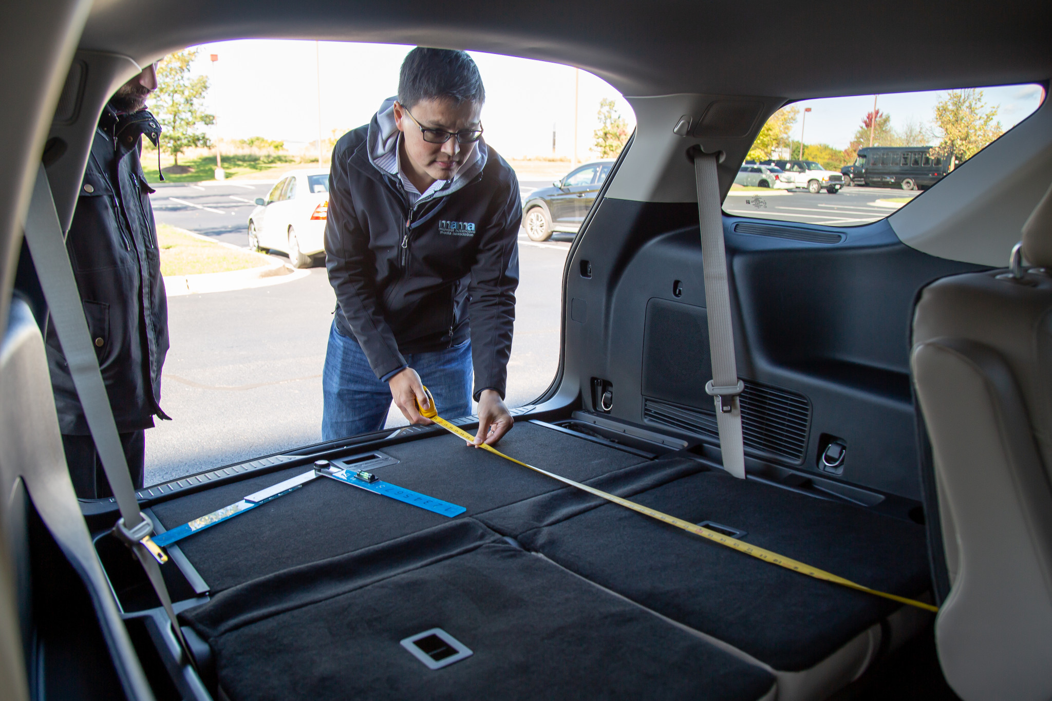 Which SUVs Have the Most Cargo Space in 2019? via @carsdotcom
