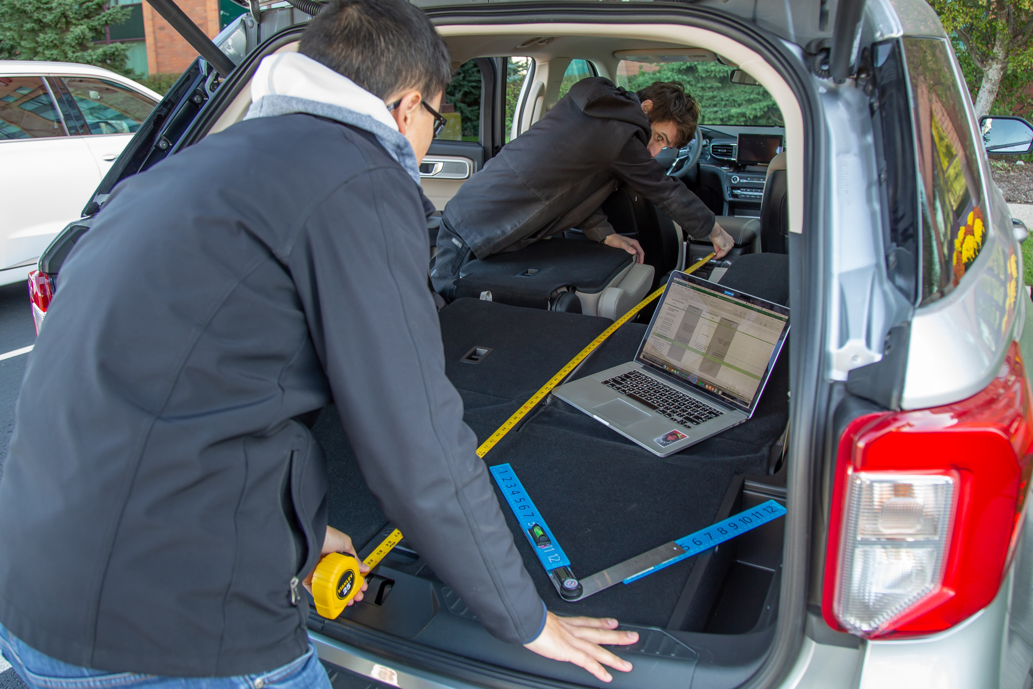 3-Row SUVs With the Best Cargo Areas