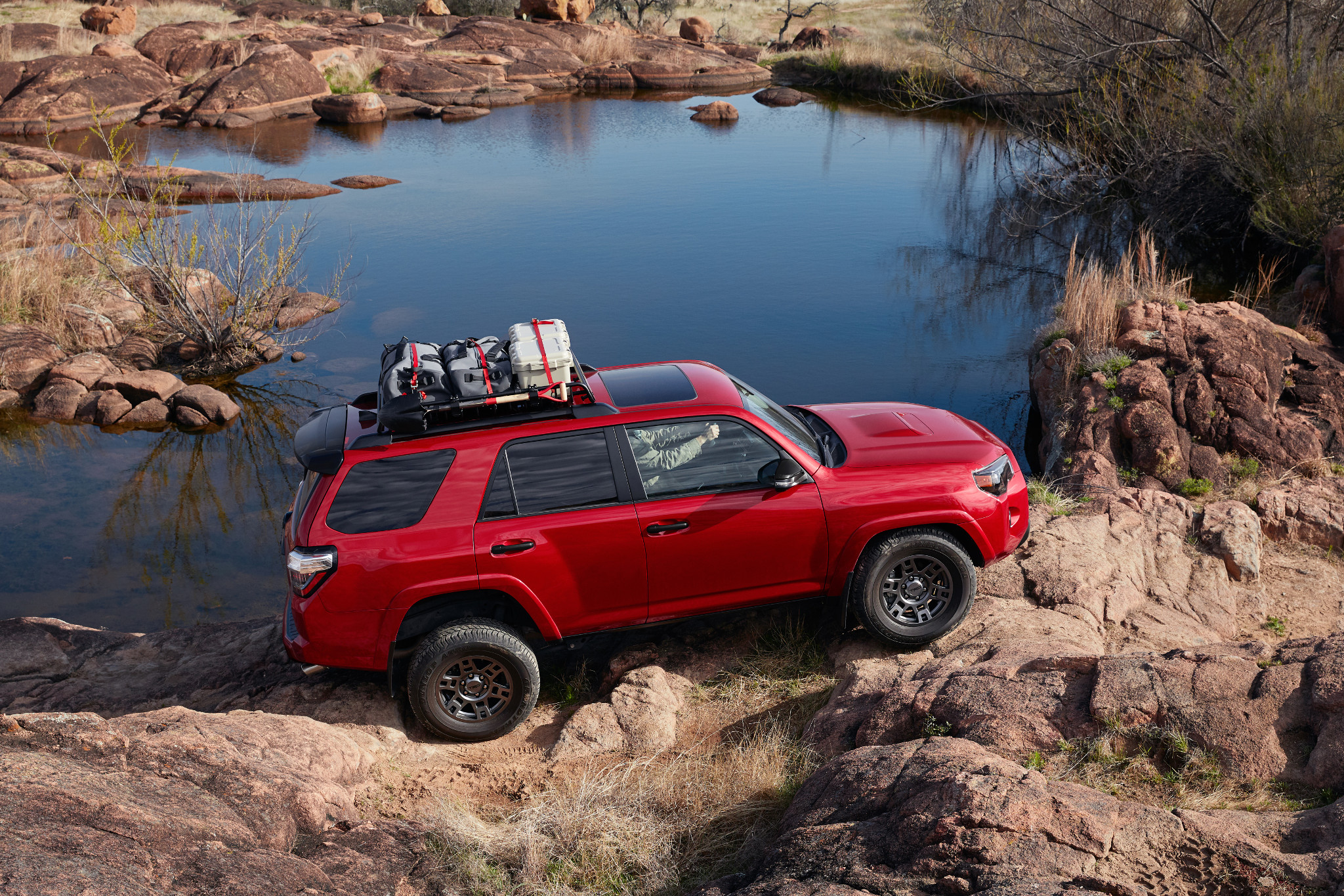2020 Toyota 4Runner Adds Venture Edition for Your Off-Road Adventure