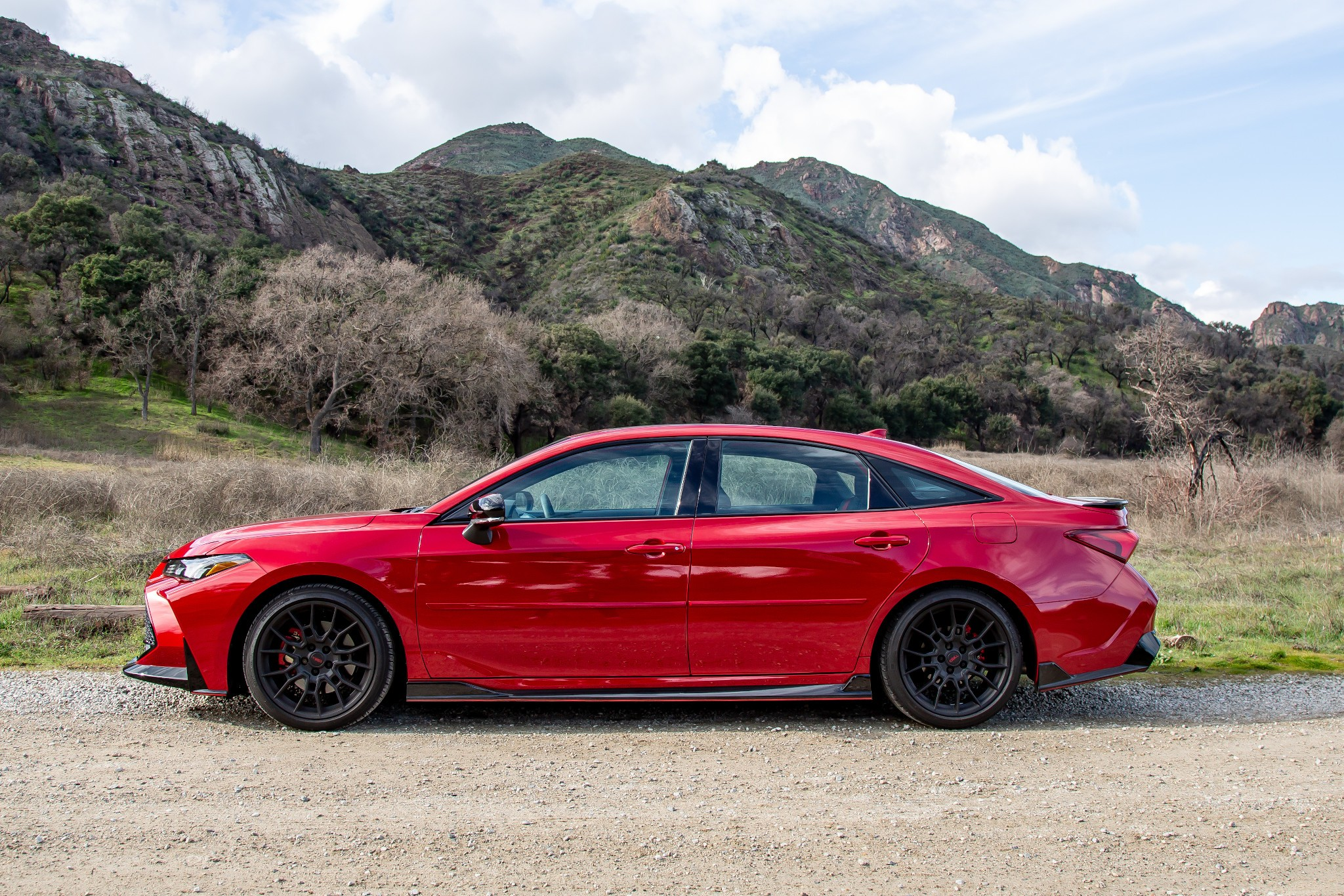 2020 Toyota Avalon TRD: This Is a Thing?
