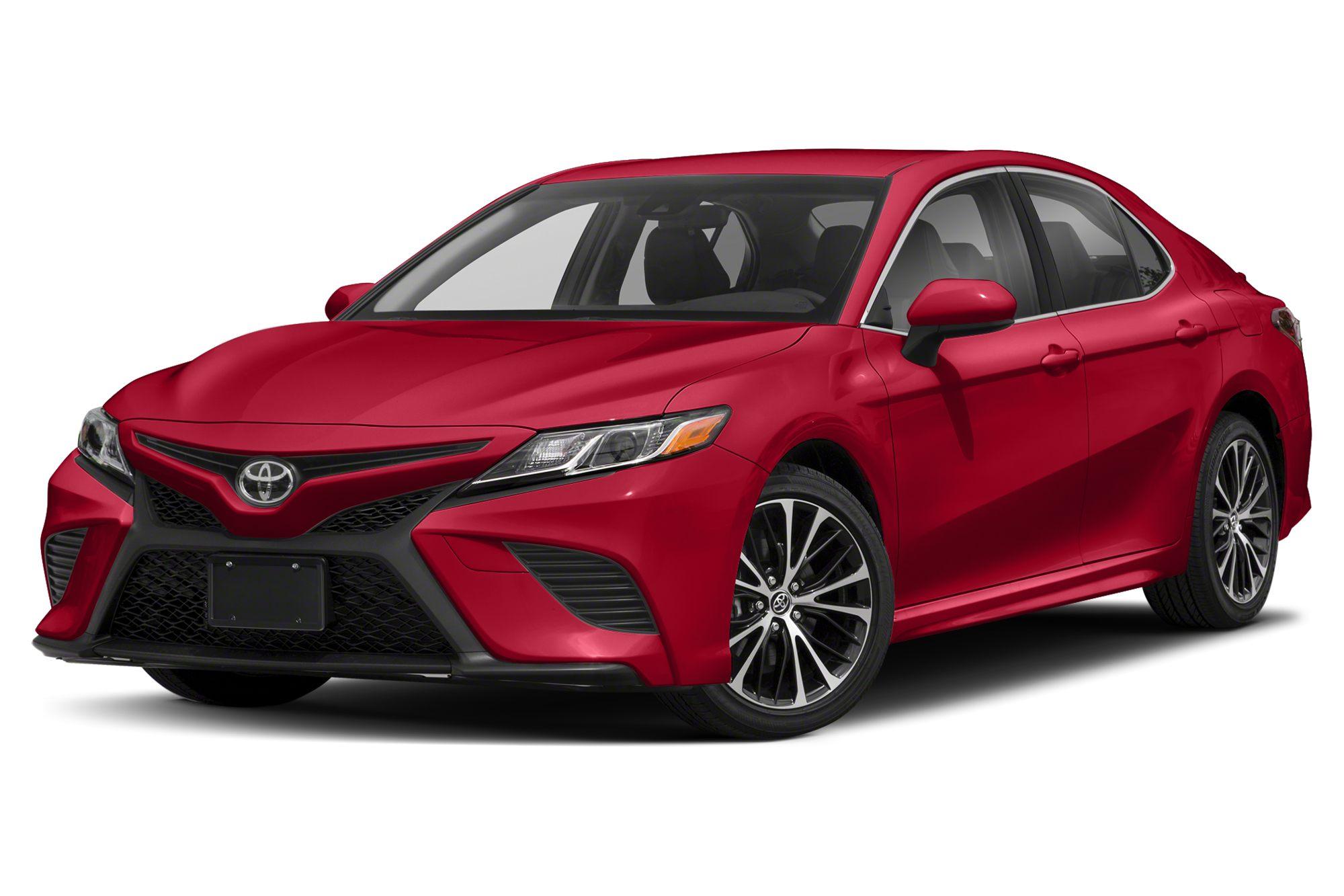 2019 Toyota Camry: Recall Alert