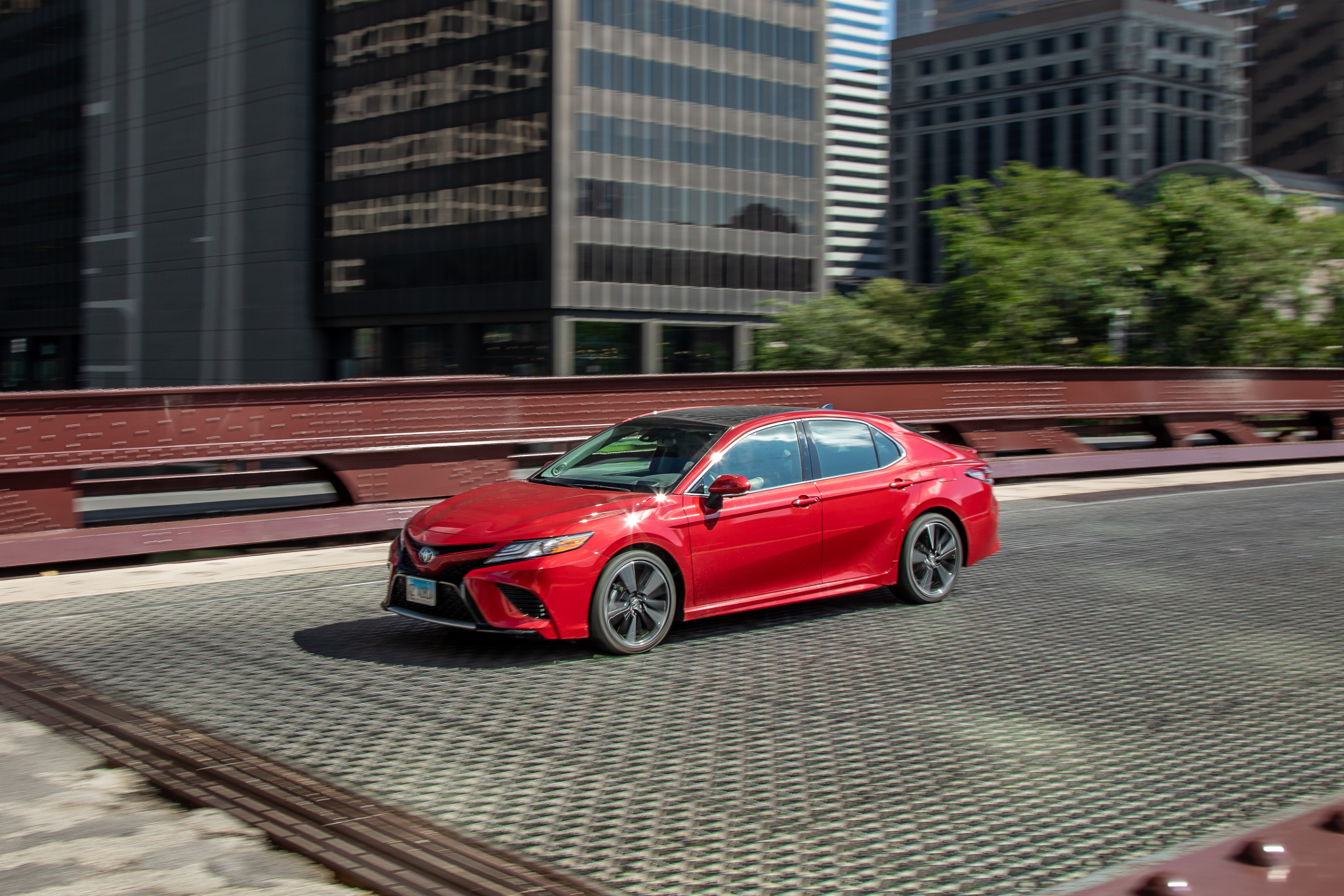 2019 Toyota Camry Review: Short of Great, But Still Good