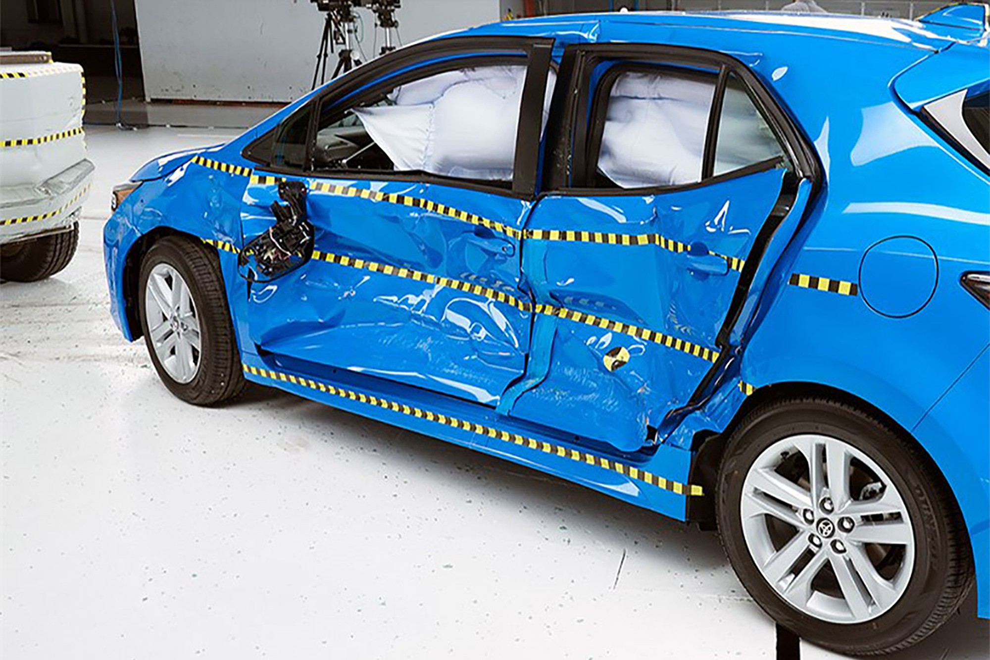 Here's Every Car That Earned a Top Safety Award for 2020