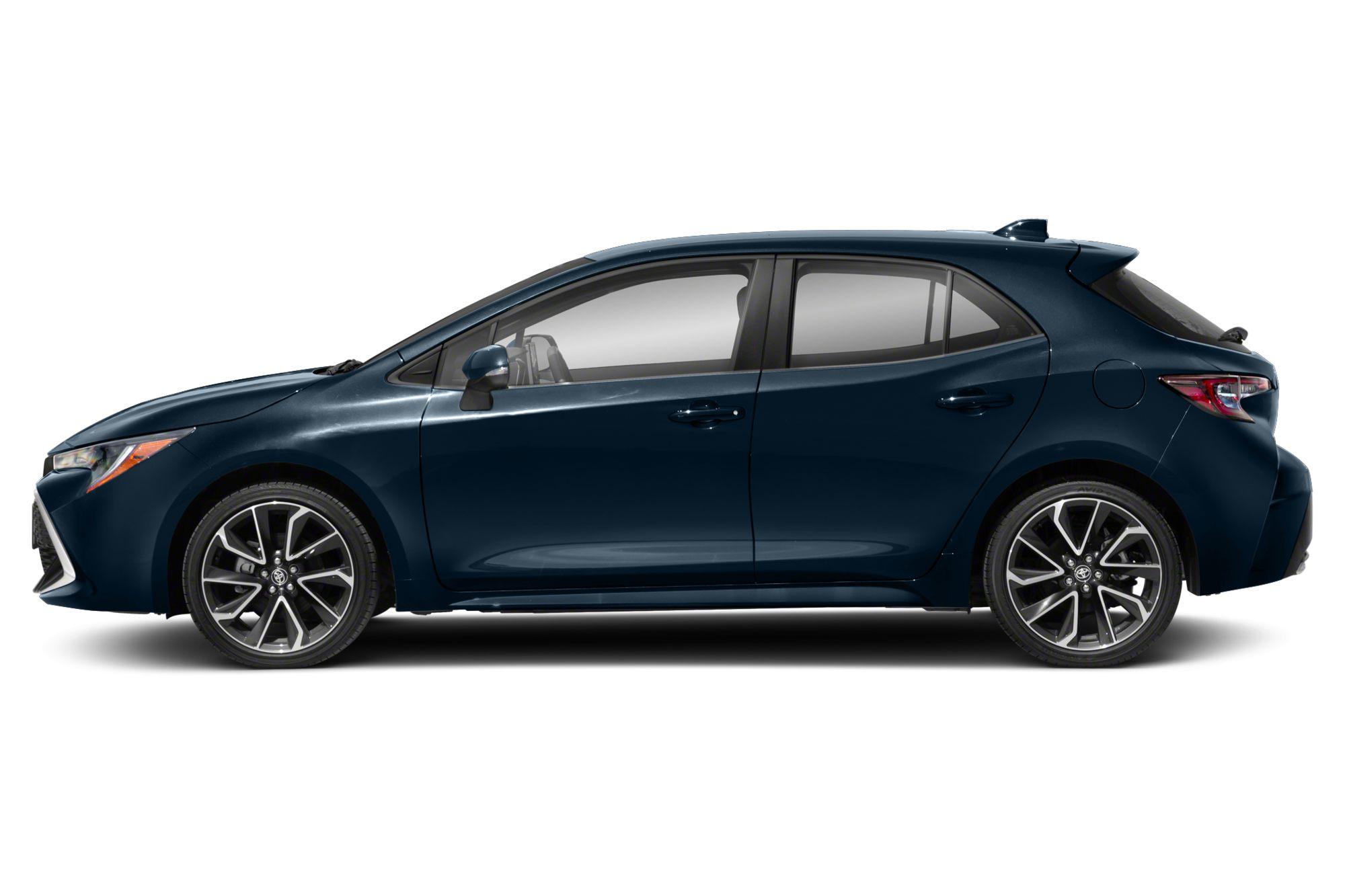2020 Toyota Corolla Hatchback Redesign