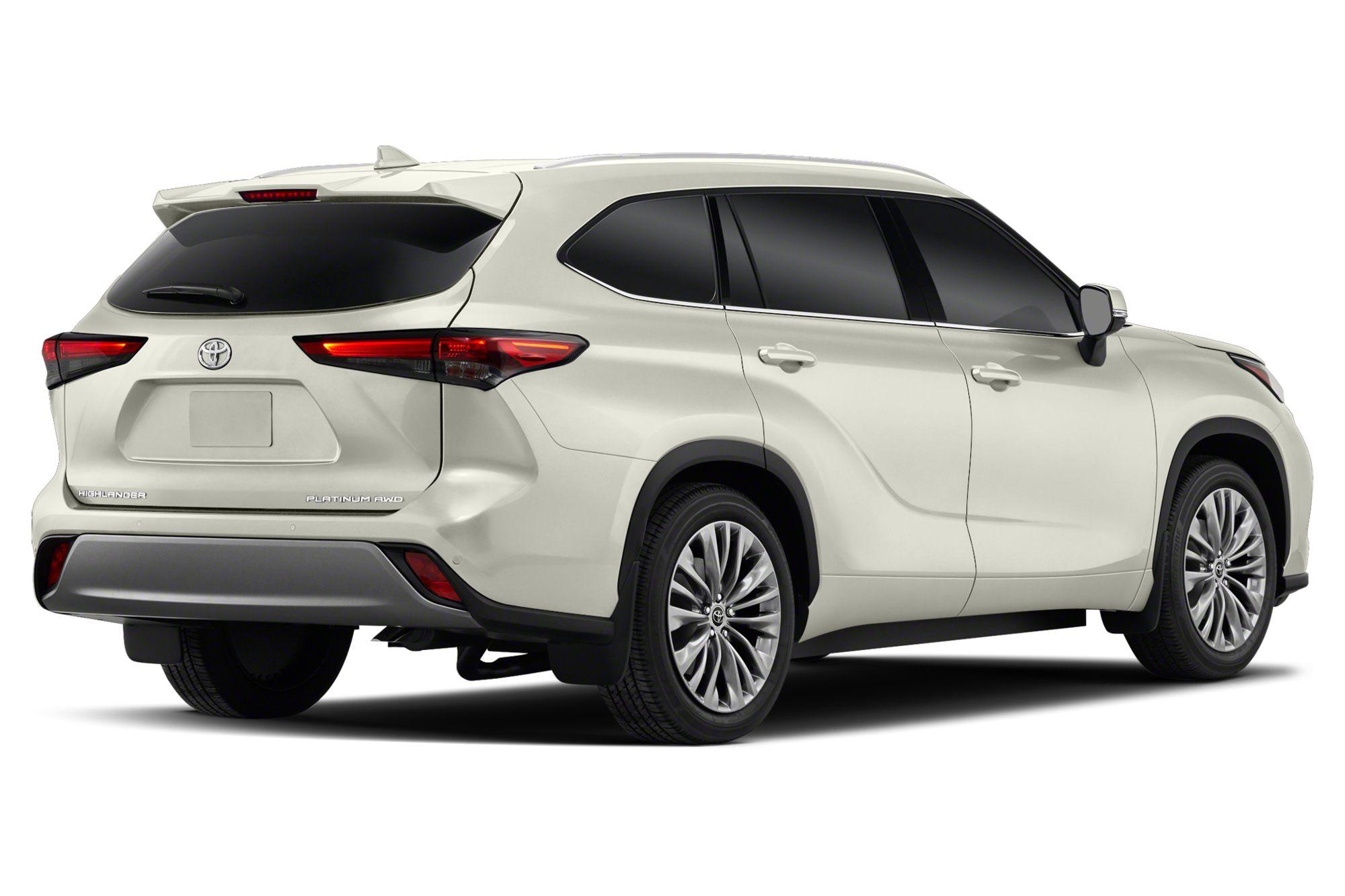 2020 Toyota Highlander: Recall Alert
