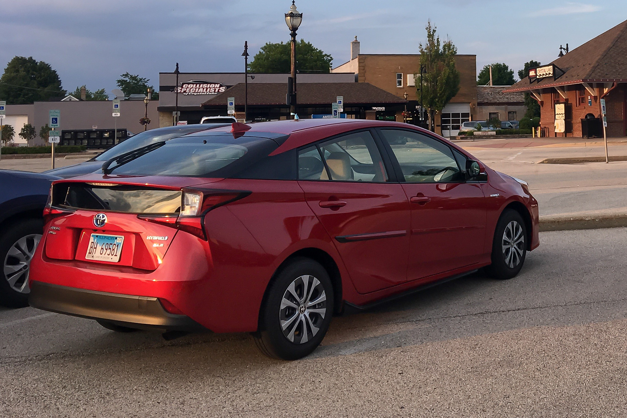 Chasing Perfect Eco Scores in the 2019 Toyota Prius AWD-e