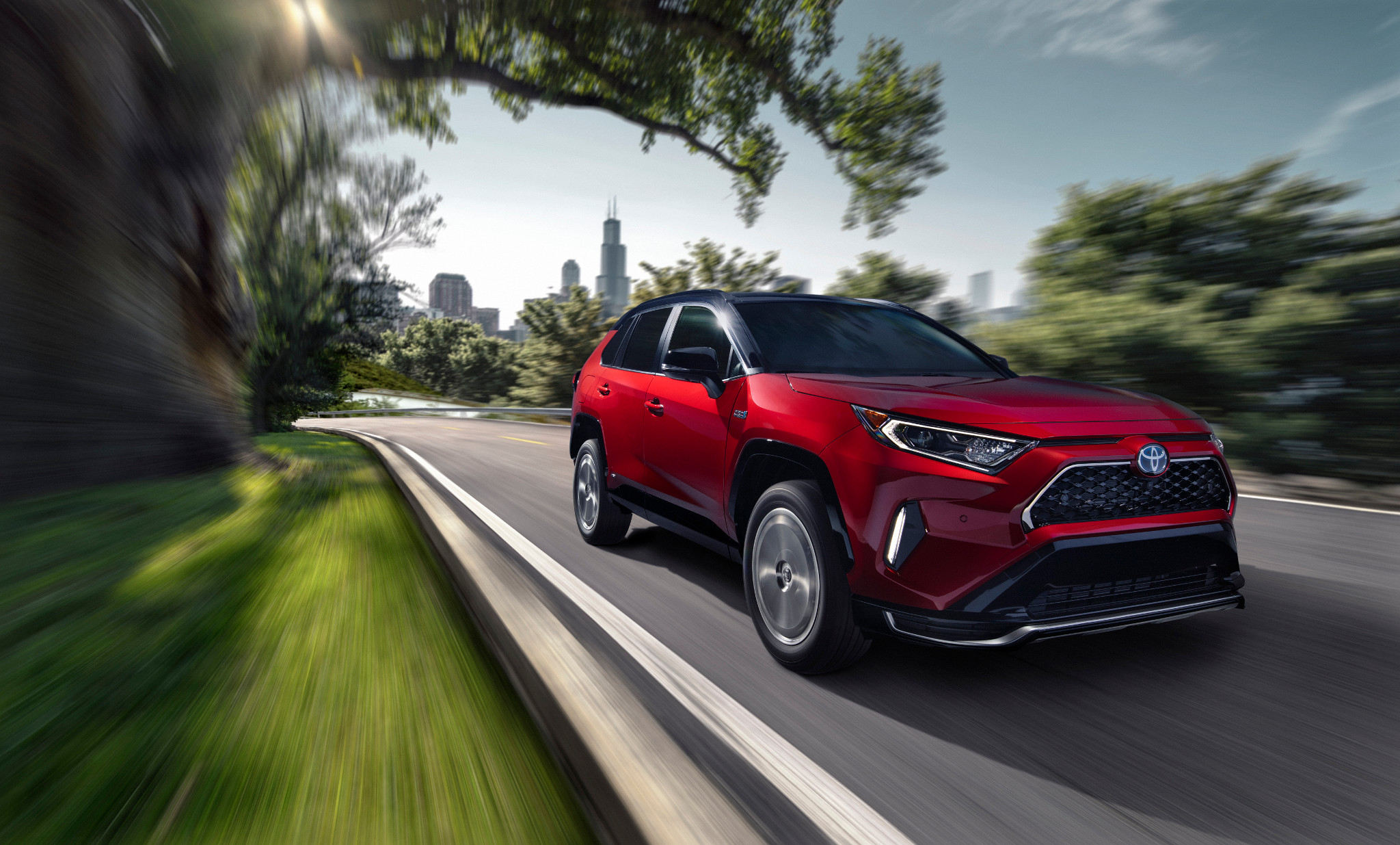 2021 Toyota RAV4 Prime: Plug Into Performance With 302-HP Plug-In Hybrid