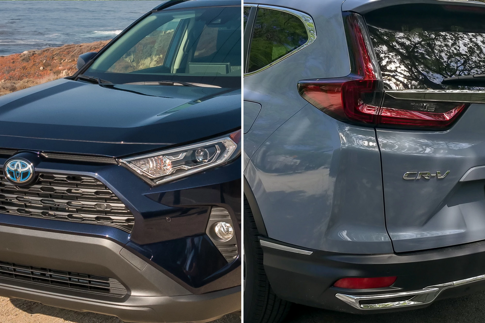 2020 Honda CR-V Hybrid Vs. 2020 Toyota RAV4 Hybrid: Which Is Better?