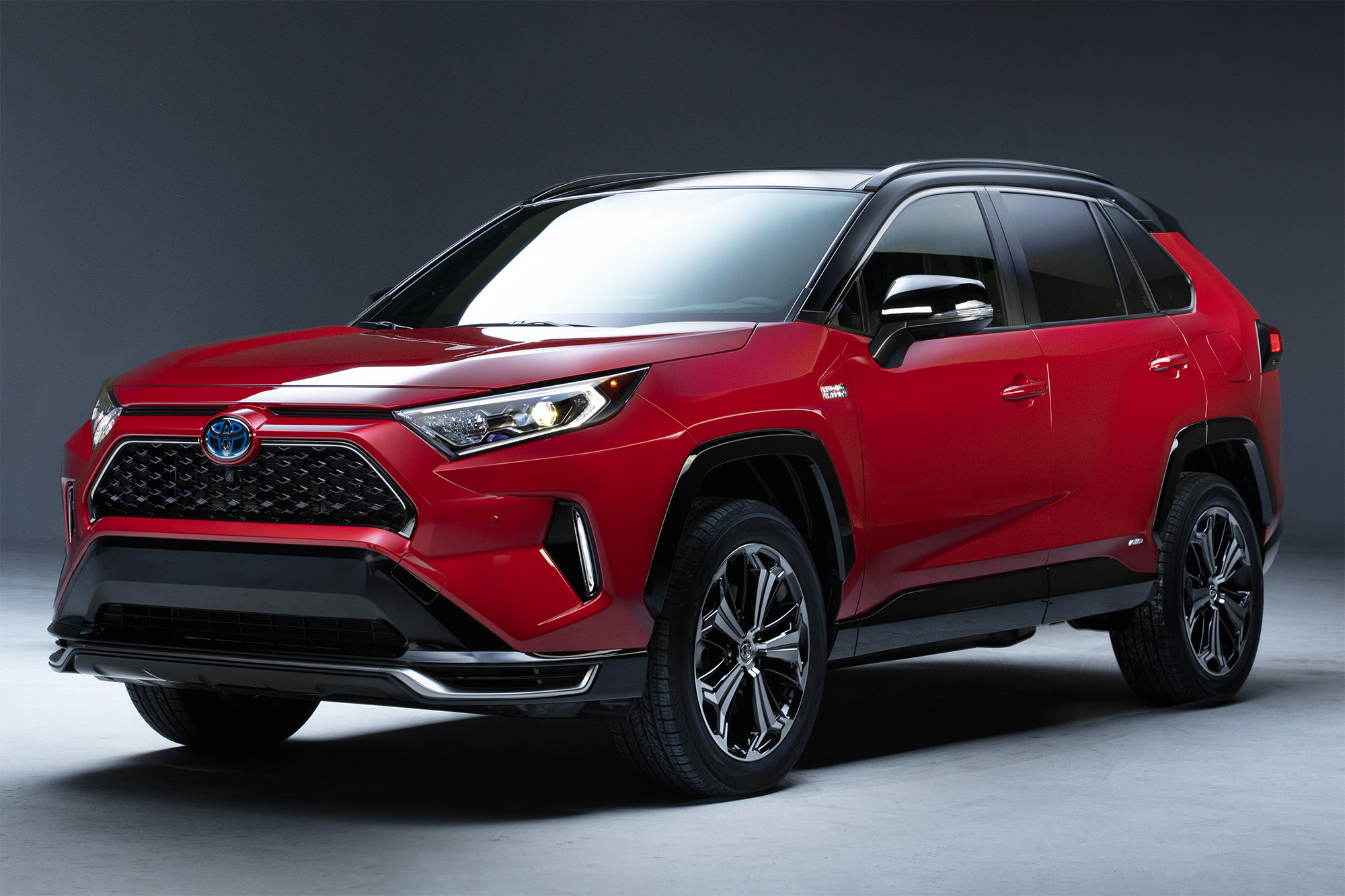 2021 Toyota RAV4 Hybrid Puts a Plug in It