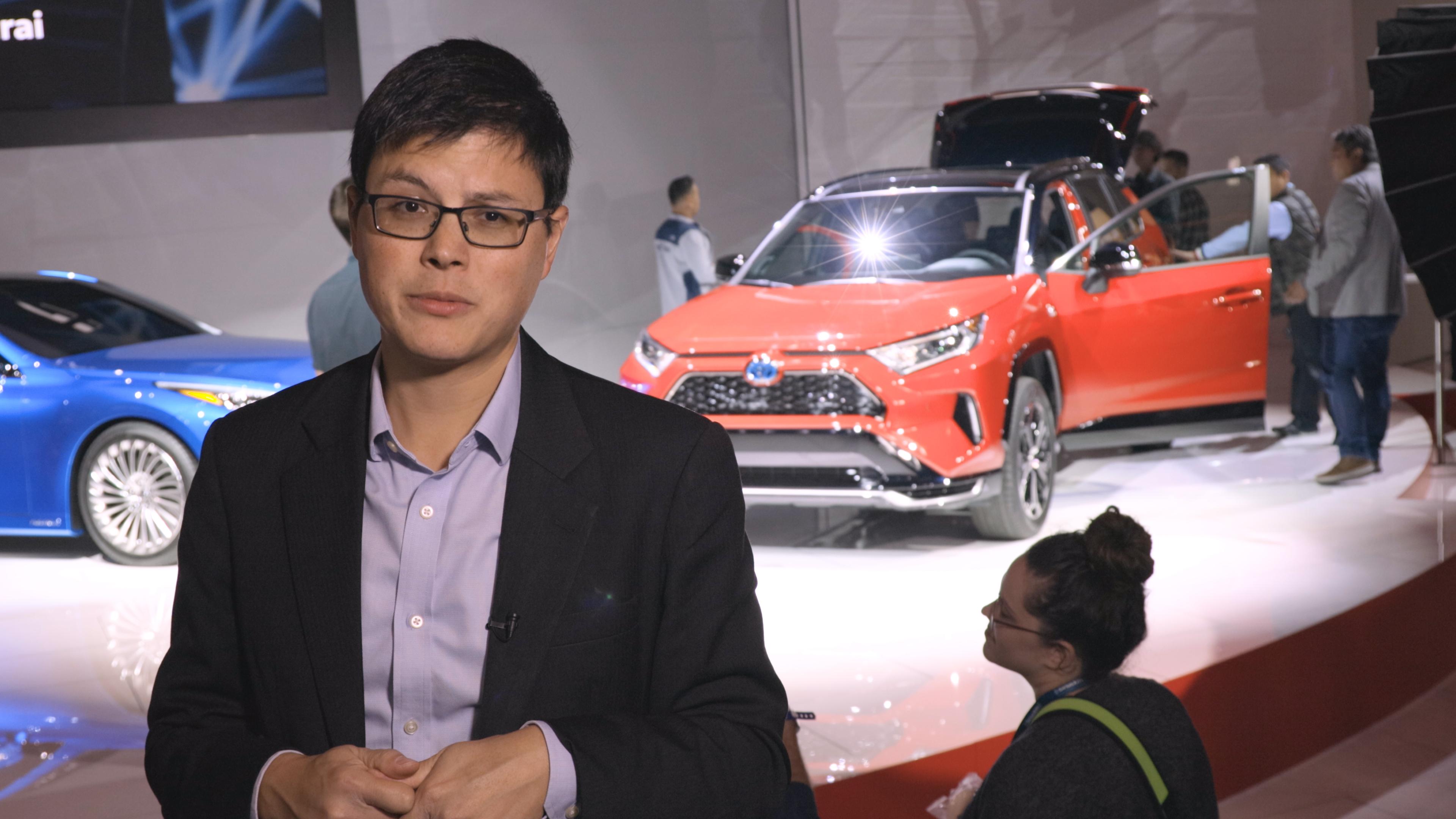 2021 Toyota RAV4 Prime Video: Plug-In Hybrid Primed for Power, Practicality