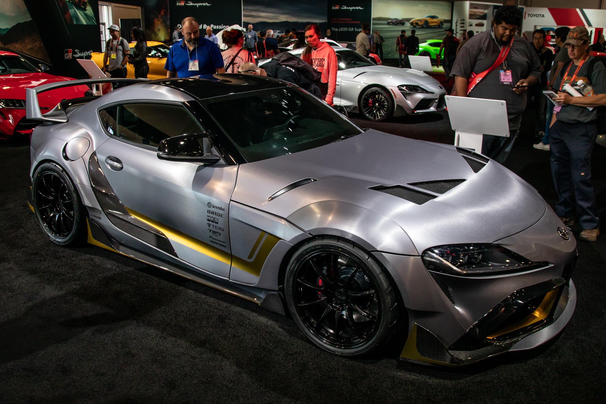 Sema Auto Show 2020.Coolest Cars Of The 2019 Sema Show News Cars Com