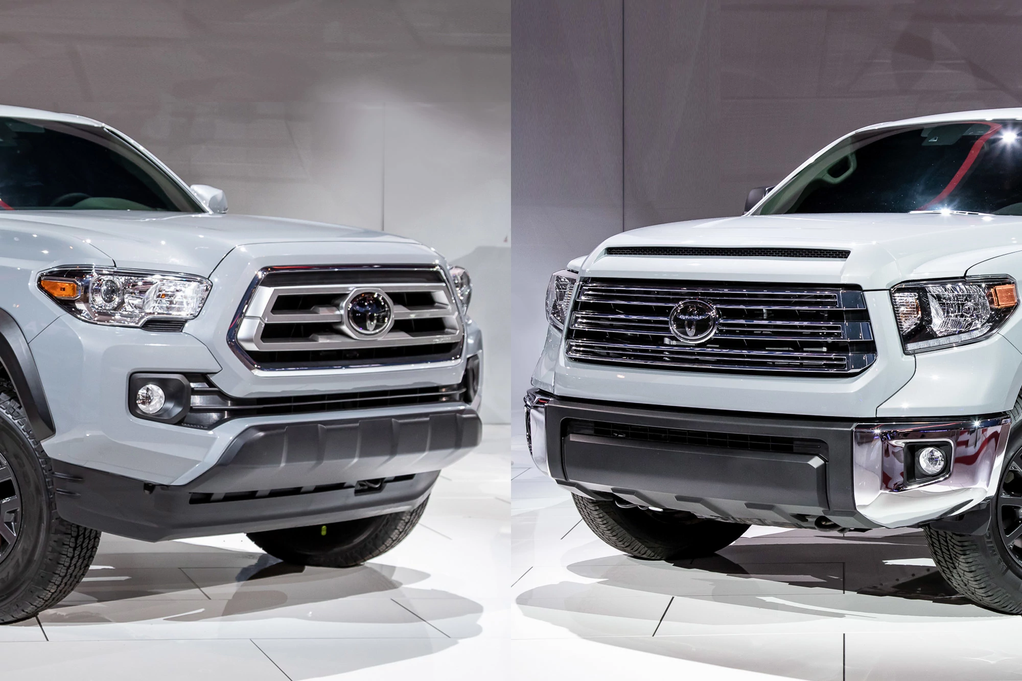 Tacoma Vs. Tundra: Stacking Up Toyota's Pickup Trucks