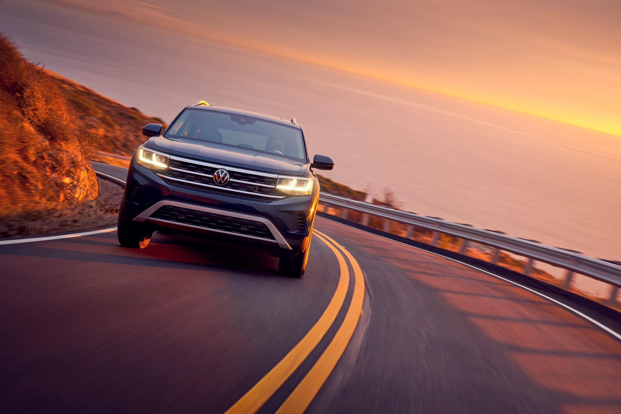 2021 Volkswagen Atlas Price: Styling Updates, Tech Upgrades Will Cost You Nothing