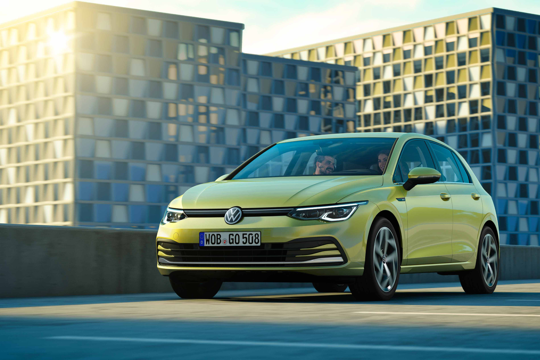 8 Cool Things About the New Eighth-Generation Volkswagen Golf