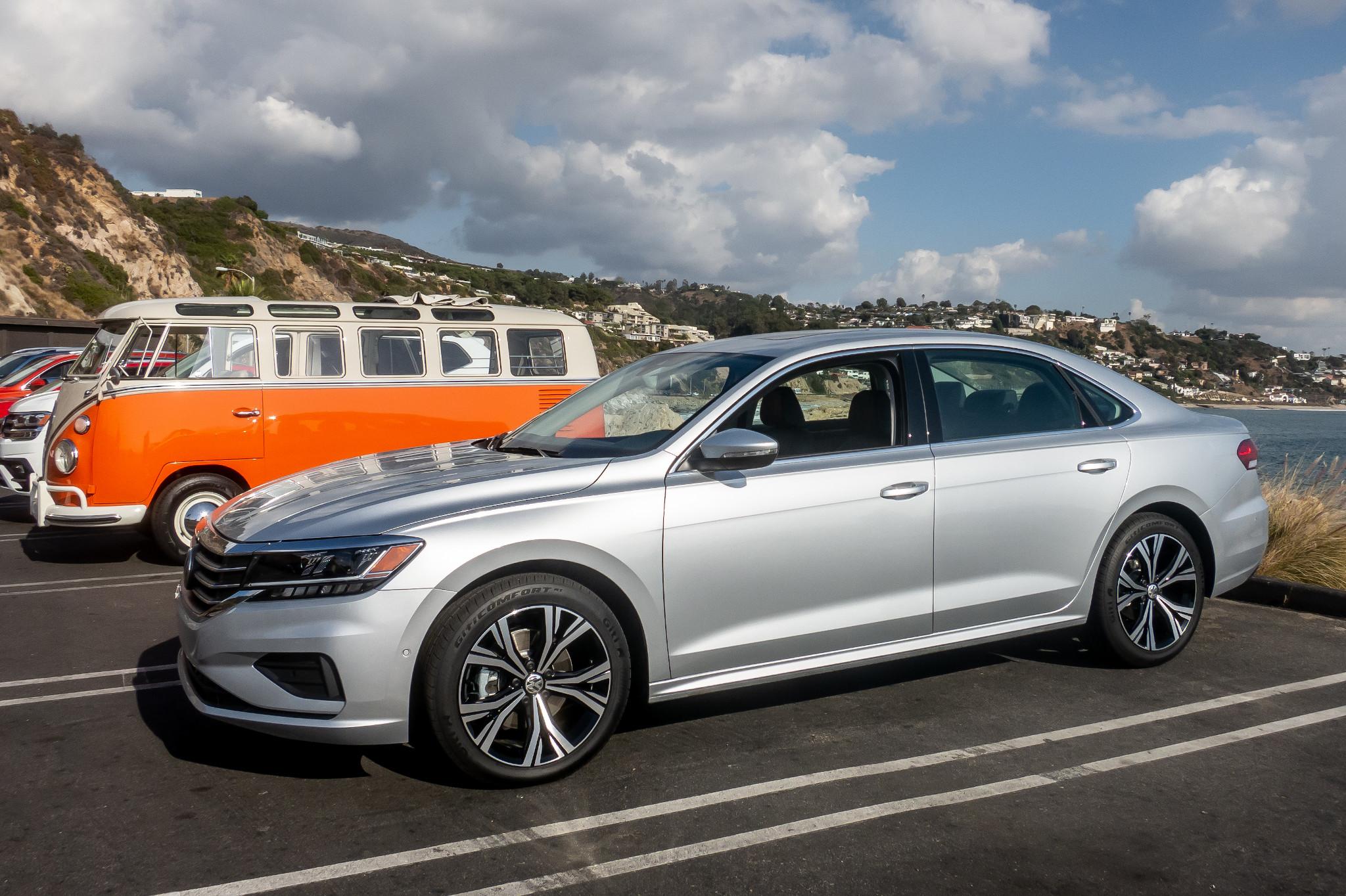 2020 Volkswagen Passat Review: VW Hedges Its Bet on Sedan ...