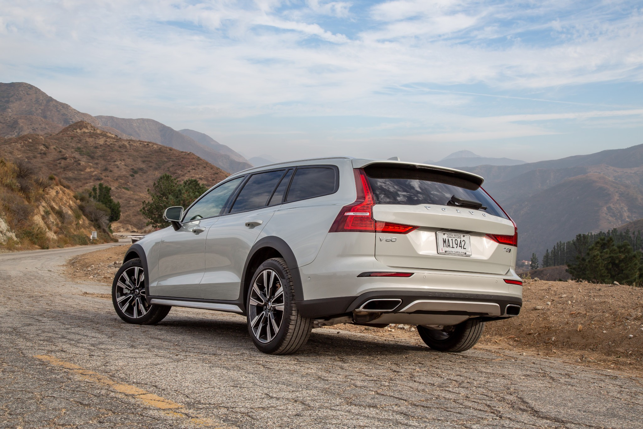 2020 volvo v60 cross country review  you raise me up