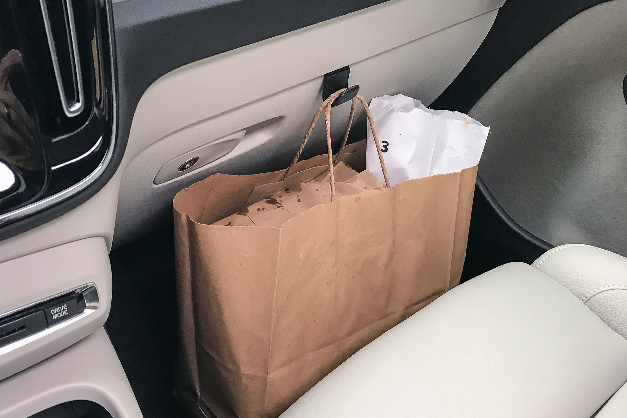 Volvo XC40's Trash Bin and Bag Hook Go From 'Gimmick' to 'Gimme!'