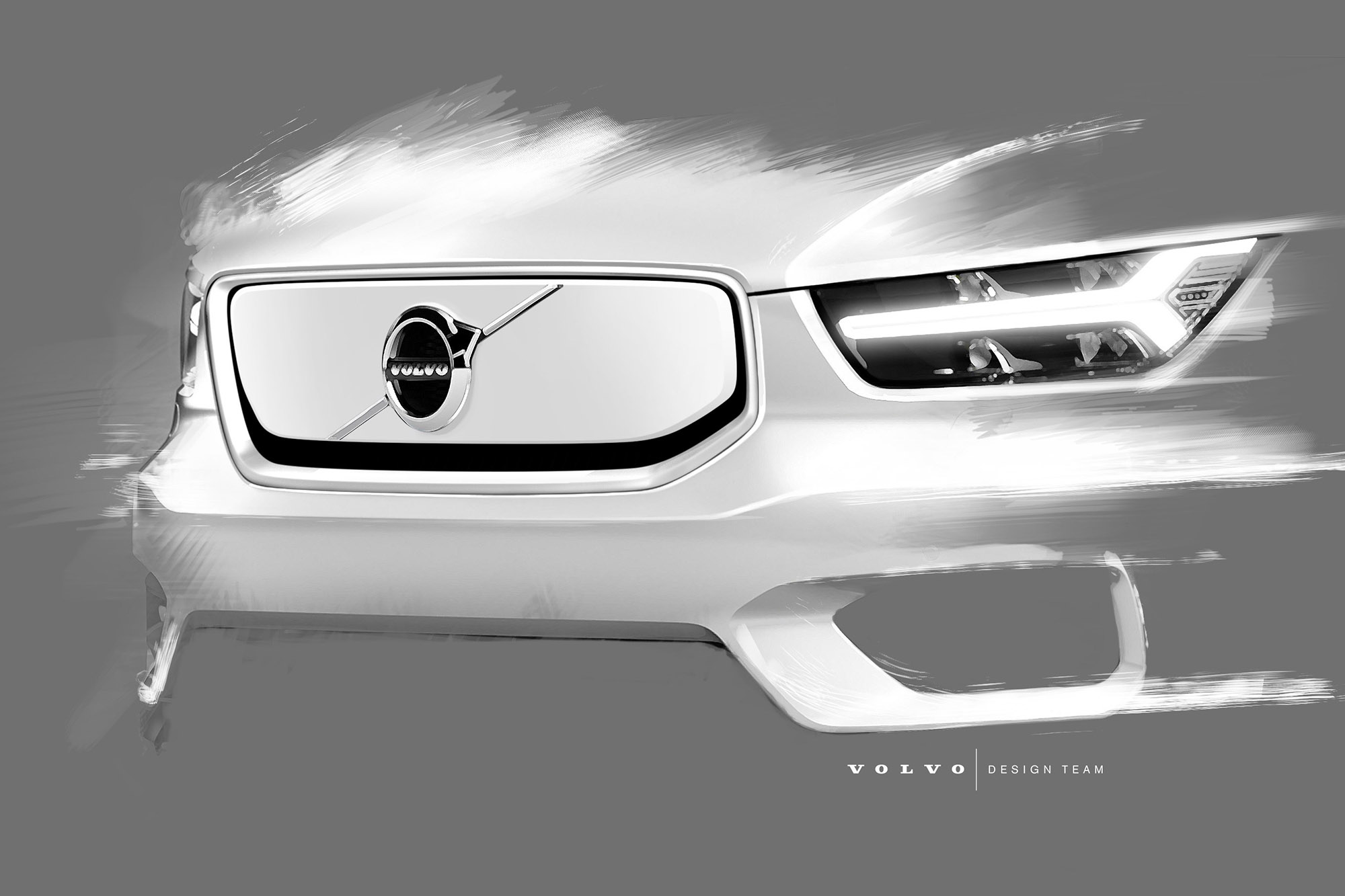 Volvo's Getting All Charged Up About Electric XC40