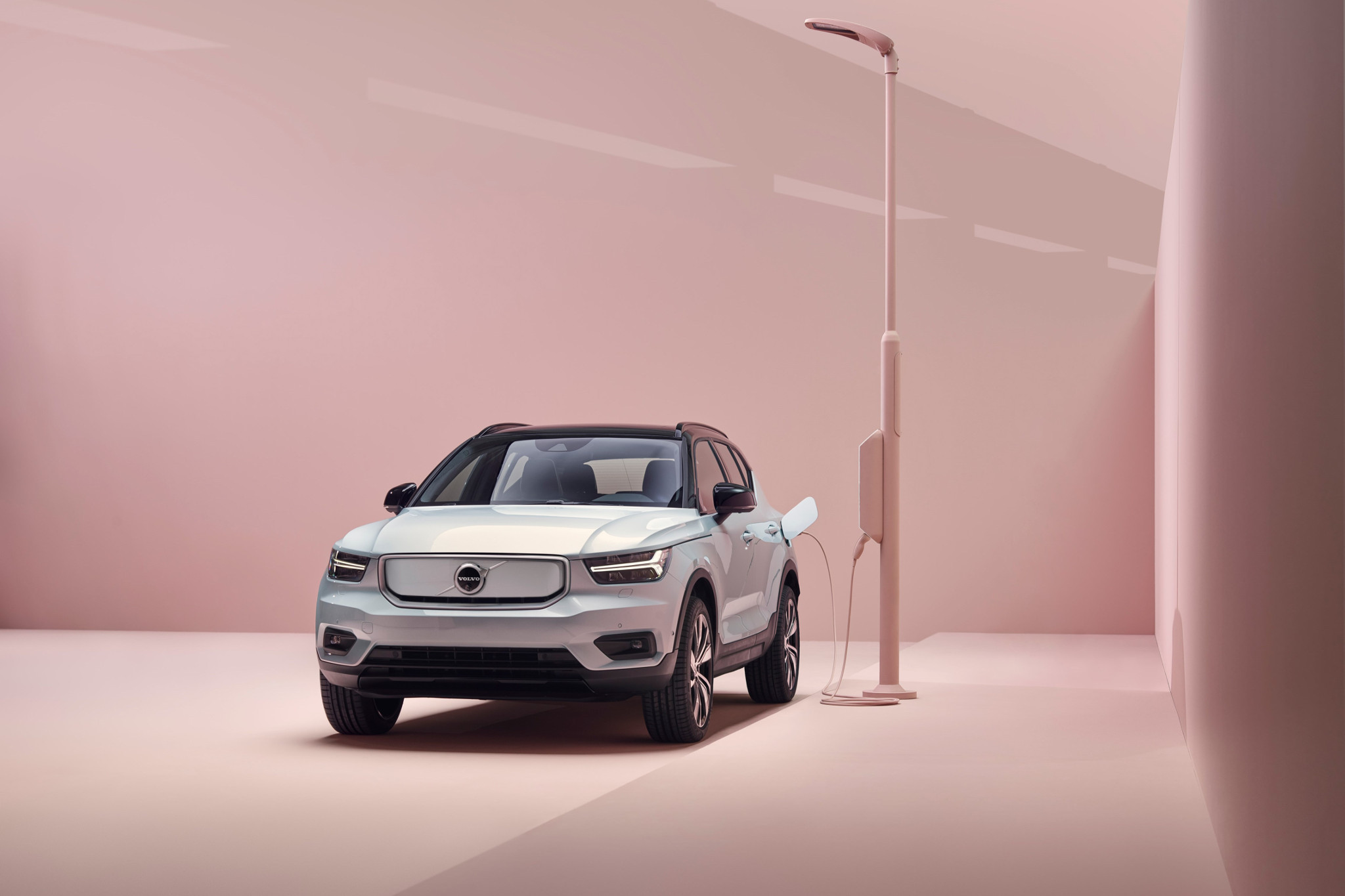 All-Electric 2021 XC40 Recharges Volvo's Future