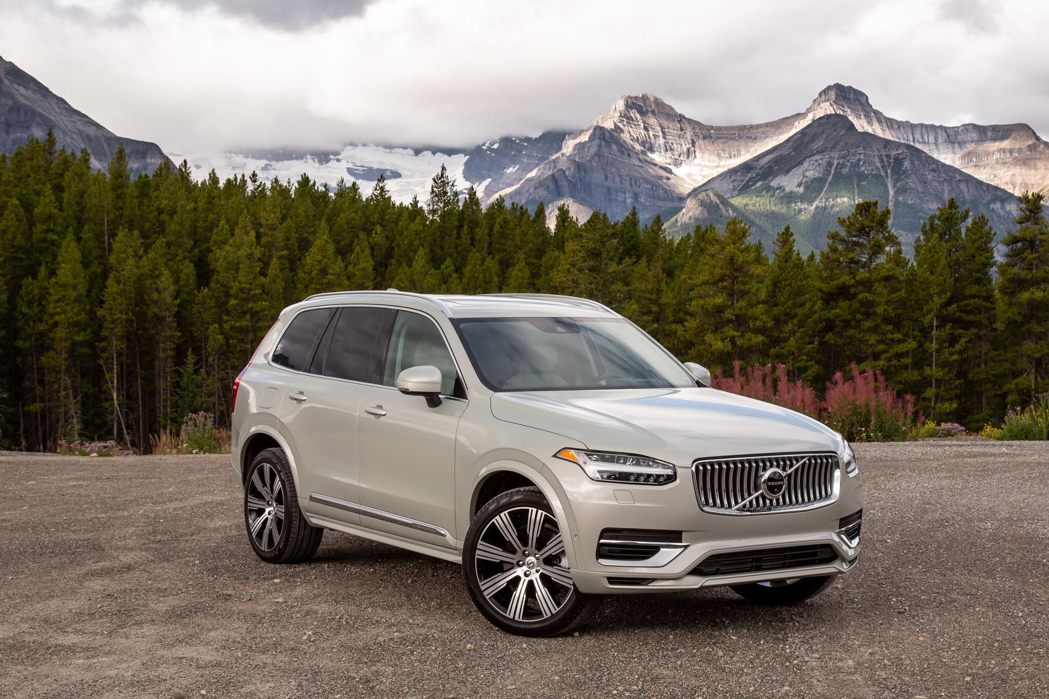 2020 Volvo Xc90 Review An Aging Icon Learns New Tricks